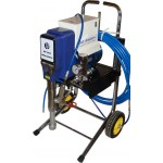 оборудование для огнезащиты металлоконструкций (окрасочный агрегат DP-6880)