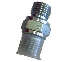 Штуцер соединенительный для окрасочных шлангов высокого давления DP-637c
