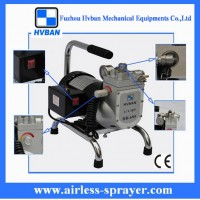 HB695 protable electric airless paint sprayer(diaphragm pump)