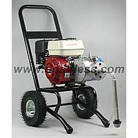 Агрегат окрасочный высокого давления с бензиновым приводом DP-6845 (4,5 л/мин)