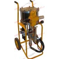 Поршневой окрасочный аппарат высокого давления с пневмоприводом DP-6391B
