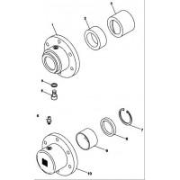 Уплотнительное кольцо (8)