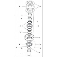 Стопорное кольцо (7) 1