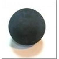 Металлически-резиновый шар ф 60